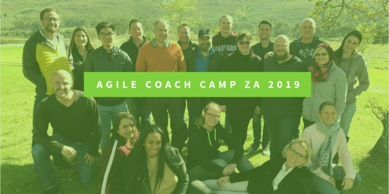 Agile Coach Camp ZA 2019