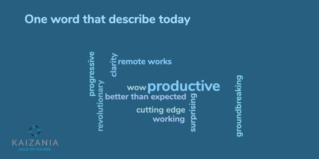 Remote PI planning feedback